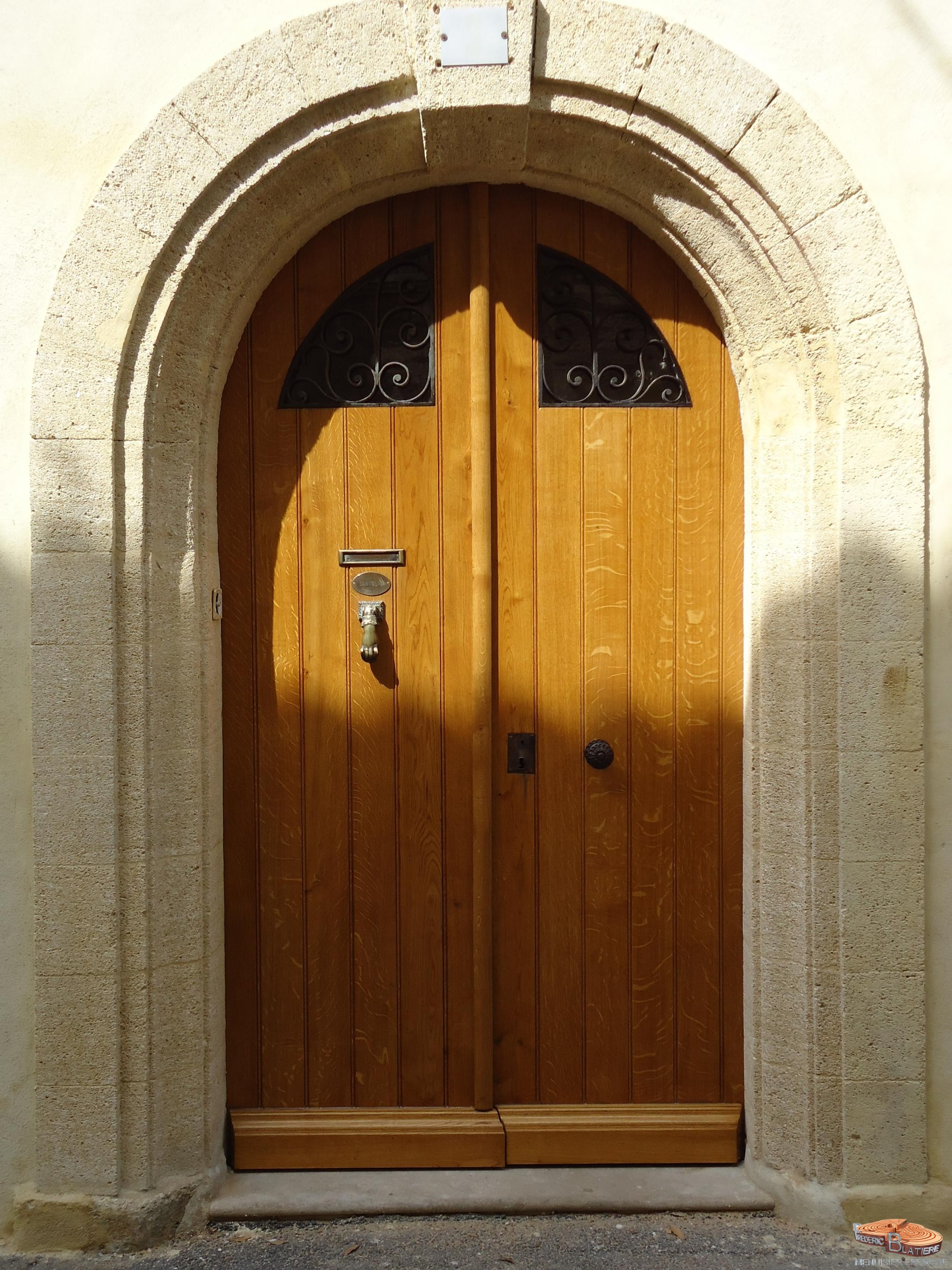 grande porte d entre porte duentre schco blanche avec imposte with grande porte d entre porte. Black Bedroom Furniture Sets. Home Design Ideas
